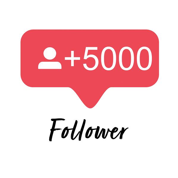 ۵۰۰۰ فالوور ایرانی اینستاگرام - سرعت خوب